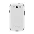 Original Otterbox Commuter Case Cover Shell for Samsung Galaxy SIII S3 I9300 I9308 I939 I535 - White