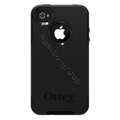 Original Otterbox Commuter Case Cover Shell for iPhone 4G 4S - Black