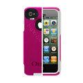 Original Otterbox Commuter Case Cover Shell for iPhone 4G 4S - Rose