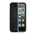 Original Otterbox Commuter Case Ribbon Cover Shell for iPhone 4G 4S - Black