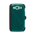Original Otterbox Defender Case Cover Shell for Samsung Galaxy SIII S3 I9300 I9308 I939 I535 - Green