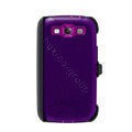 Original Otterbox Defender Case Cover Shell for Samsung Galaxy SIII S3 I9300 I9308 I939 I535 - Purple