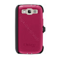Original Otterbox Defender Case Cover Shell for Samsung Galaxy SIII S3 I9300 I9308 I939 I535 - Rose