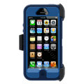 Original Otterbox Defender Case Cover Shell for iPhone 5 - Blue