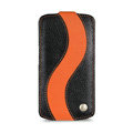 Melkco Flip leather Case Luxury Holster Covers for Samsung i9250 GALAXY Nexus - Orange