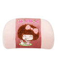 Mocmoc Auto Car Lumbar Pillows Plush Cotton - Pink