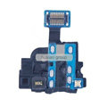 Original Audio / Earphone Jack Flex Cable Ribbon For Samsung GALAXY S4 I9500 SIV