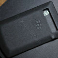 Original Battery Back Cover Case Door for BlackBerry Porsche Design P'9981 - Black