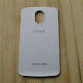 Original Battery Back Cover Case for Samsung i9250 Galaxy Nexus - White