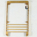 Original Frame of Middle Board for BlackBerry Porsche Design P'9981 - Gold