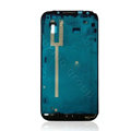 Original Front Housing For Samsung N7100 GALAXY Note2 - Black