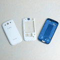 Original Full Set Housing Middle Board Battery T-Mobile Cover for Samsung Galaxy SIII S3 I9300 - White