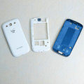 Original Full Set Housing Middle Board Battery Verizon Cover for Samsung Galaxy SIII S3 I9300 - White