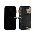 Original Full set LCD With Touch Pad & Spareparts For Samsung i9250 Galaxy Nexus - Black