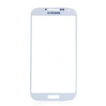 Original LCD Lens For Samsung GALAXY S4 I9500 SIV - White