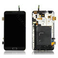 Original LCD Touch Screen Digitizer With Stand For Samsung Galaxy Note i9220 N7000 i717 - Black