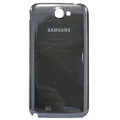 Original battery case back cover NO NFC for Samsung N7100 GALAXY Note2 - Gray