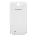 Original battery case back cover NO NFC for Samsung N7100 GALAXY Note2 - White