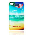 Betakin Silicone Hard Cases Covers for iPhone 5C - Green