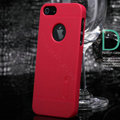 Nillkin Super Matte Hard Cases Skin Covers for iPhone 5C - Rose (High transparent screen protector)