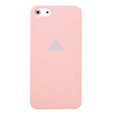 ROCK Naked Shell Cases Hard Back Covers for iPhone 5C - Pink
