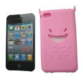 s-mak Devil Silicone Cases covers for iPhone 5C