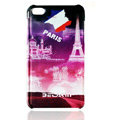Betakin Silicone Hard Cases Covers for iPhone 5S - Rose