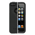 Original Otterbox Commuter Case Cover Shell for iPhone 5S - Black
