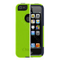 Original Otterbox Commuter Case Cover Shell for iPhone 5S - Green