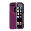 Original Otterbox Commuter Case Cover Shell for iPhone 5S - Purple