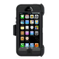 Original Otterbox Defender Case Cover Shell for iPhone 5S - Black