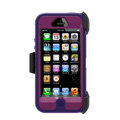 Original Otterbox Defender Case Cover Shell for iPhone 5S - Purple