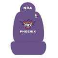 NBA PHOENIX Universal Auto Car Seat Cover Set Cotton 10pcs - Purple