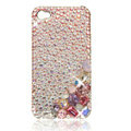 Bling Swarovski crystal cases diamond covers for iPhone 6 - Color