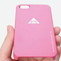 ROCK Naked Shell Cases Hard Back Covers for iPhone 6 - Rose
