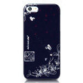 Nillkin Platinum Elegant Hard Cases Skin Covers for iPhone 6 Plus - Douban Flower Blue