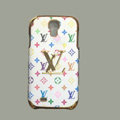 LOUIS VUITTON LV Luxury leather Case Hard Back Cover for Samsung Galaxy Note 4 N9100 - White