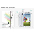 Nillkin Ultra-clear Anti-fingerprint Screen Protector Film Set for Samsung Galaxy Note 4 N9100