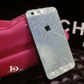 Classic Swarovski Bling Rhinestone Case Diamond Cover for iPhone 6 Plus - Silver