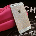 Good Swarovski Bling Rhinestone Case Diamond Cover for iPhone 6 - Gold
