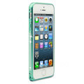 Swarovski Bling Diamond Ultrathin Metal Bumper Frame Case Cover for iPhone 6 - Green