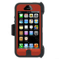 Original Otterbox Defender Case Cover Shell for iPhone 7 - Red