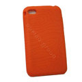 s-mak Silicone Cases covers for iPhone 7 - Orange