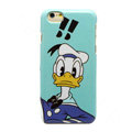 Brand Donald Duck Covers Plastic Back Cases Cartoon Cute for iPhone 6 4.7 - Green