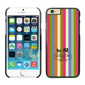 Funky Coach Covers Hard Back Cases Protective Shell Skin for iPhone 6 4.7 - Black