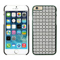 Plastic Coach Covers Hard Back Cases Protective Shell Skin for iPhone 6 4.7 Black - Black