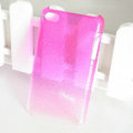 Gradient Pink Silicone Hard Cases Covers For iPhone 6S Plus