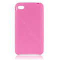 s-mak Color covers Silicone Cases For iPhone 6S Plus - Rose