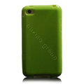 Inasmile Silicone Cases Covers for iPhone 7 Plus - Green