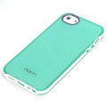 ROCK Joyful free Series Leather Cases Holster Covers for iPhone 7 Plus - Green